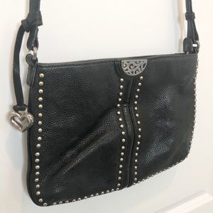 Brighton Black Crossbody Bag